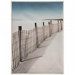 Windfang-Leinwandbild-beige-Grau-50x70-pla