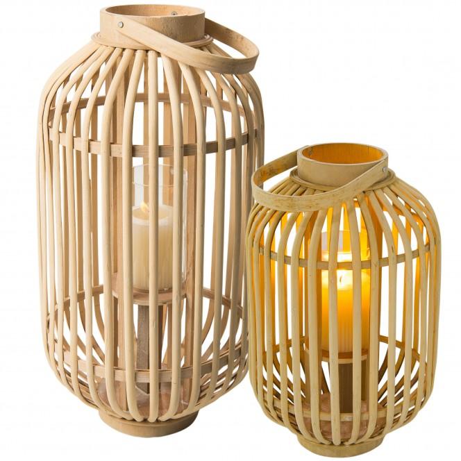 BambuslichtBenny-Laterne-beige-Hellbeige-Set-per