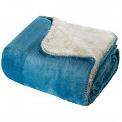 Talvi-Decke-Blau-Bleu-150x200-per