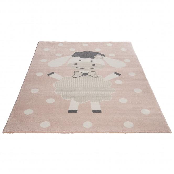 Paulchen-KinderTeppich-Rosa-Pink-160x230-fper