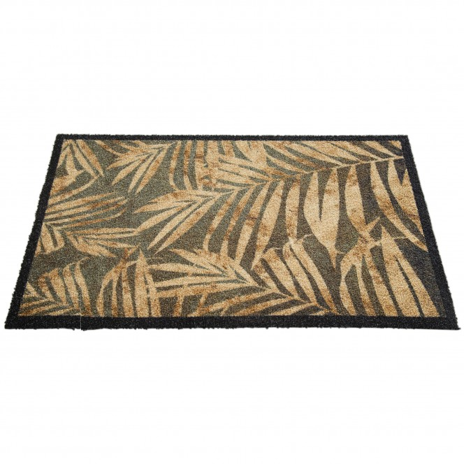 Fashion-Fussmatte-braun-GoldenLeaves-66x100-fper