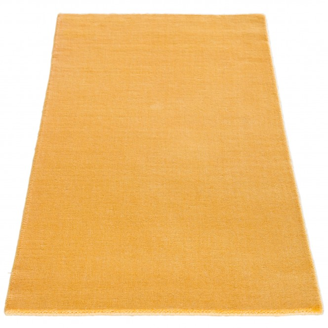 Riano-WollTeppich-Orange-Mango-70x140-fper