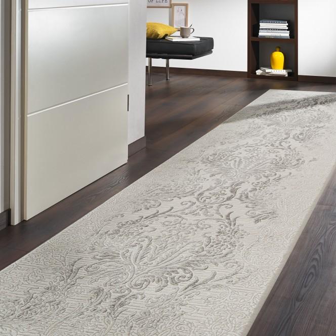 Sussex-DesignerTeppich-Grau-80x300-mil