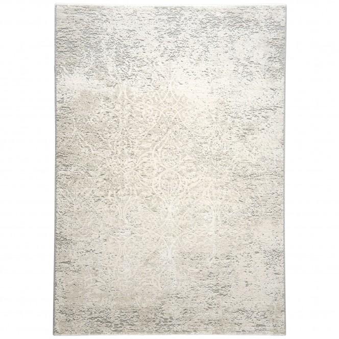 Silverdale-VintageTeppich-Grau-Silber-160x230-pla