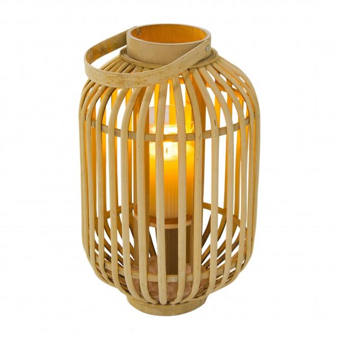BambuslichtBenny-Laterne-beige-Hellbeige-22x22x36-per2