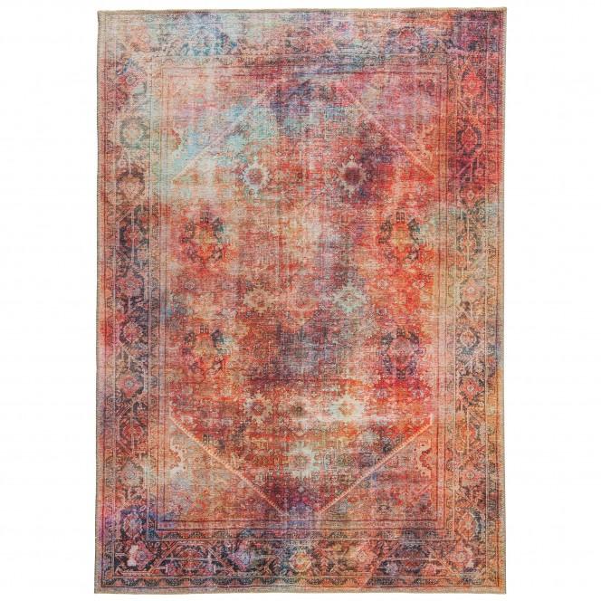 Zero-Vintageteppich-mehrfarbig-Multicolor-160x230-pla