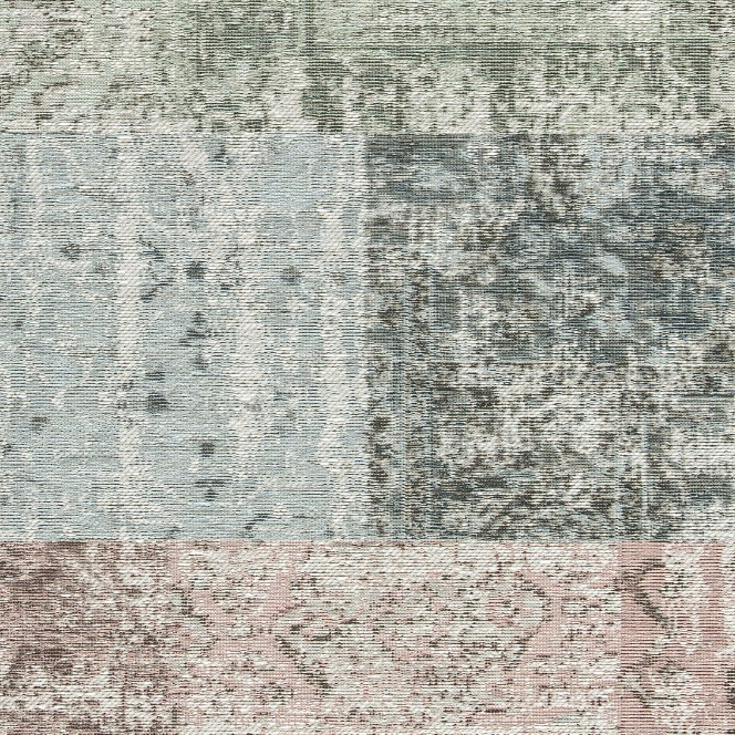Doncaster-VintageTeppich-mehrfarbig-Grau-lup
