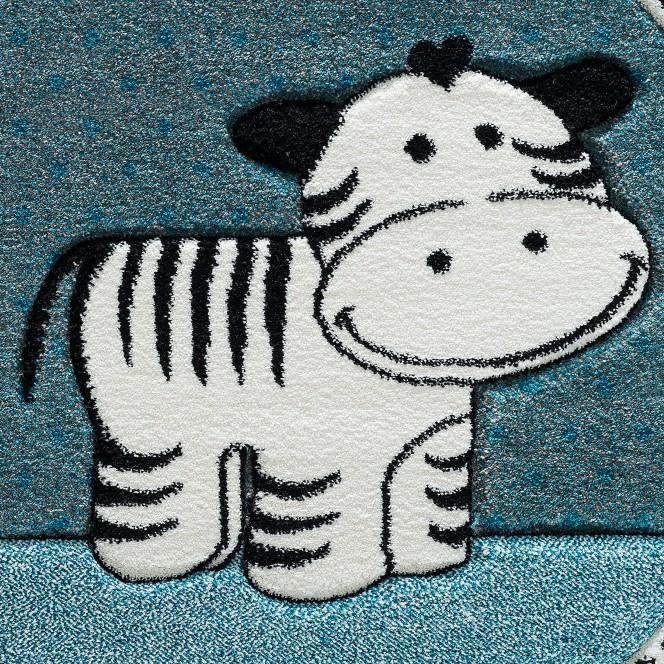 ChildrensWorld-Kinderteppich-dunkelblau-Zebra-100rund-lup.jpg