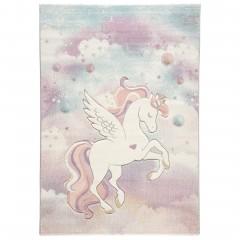 Fluttershy-KinderTeppich-Mehrfarbig-Multicolor-160x230-pla
