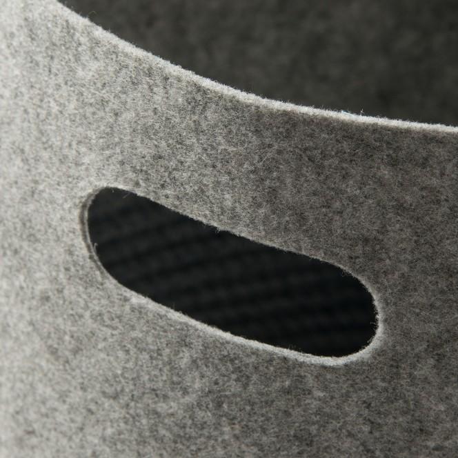 Filzkorbrund-Korb-Grau-lup1