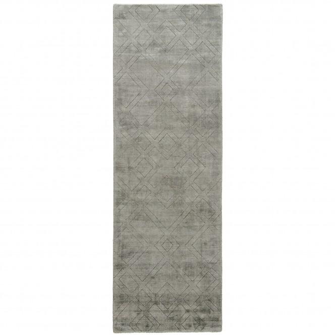 Clermont-UniTeppich-Grau-Grey-80x300-pla