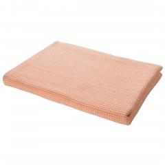 Larna-Decke-Orange-Apricot-150x200-lup