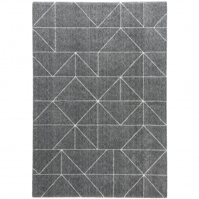 LaSaetta-DesignerTeppich-Grau-Titan-160x230-pla