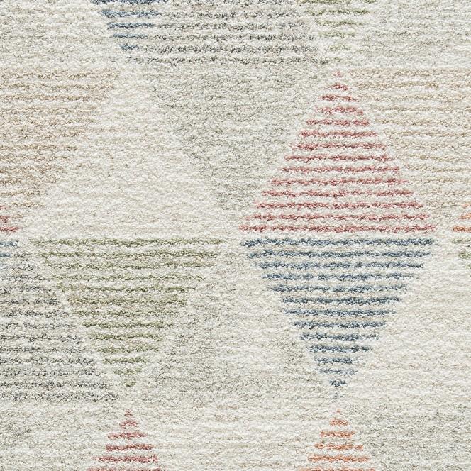 Lacena-DesignerTeppich-beige-Multicolor-lup