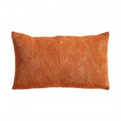 Kalle-Sofakissen-orange-Cognac-30x50-pla