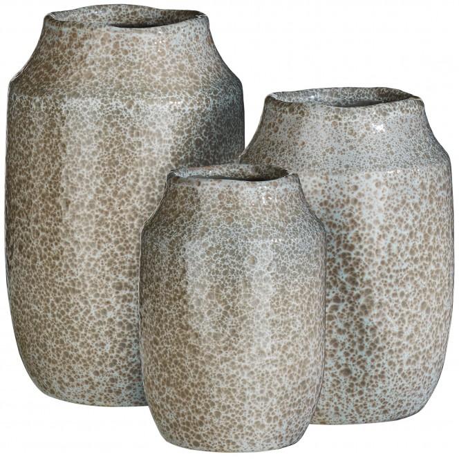 Beo-Vase-Grau-Stone-Set