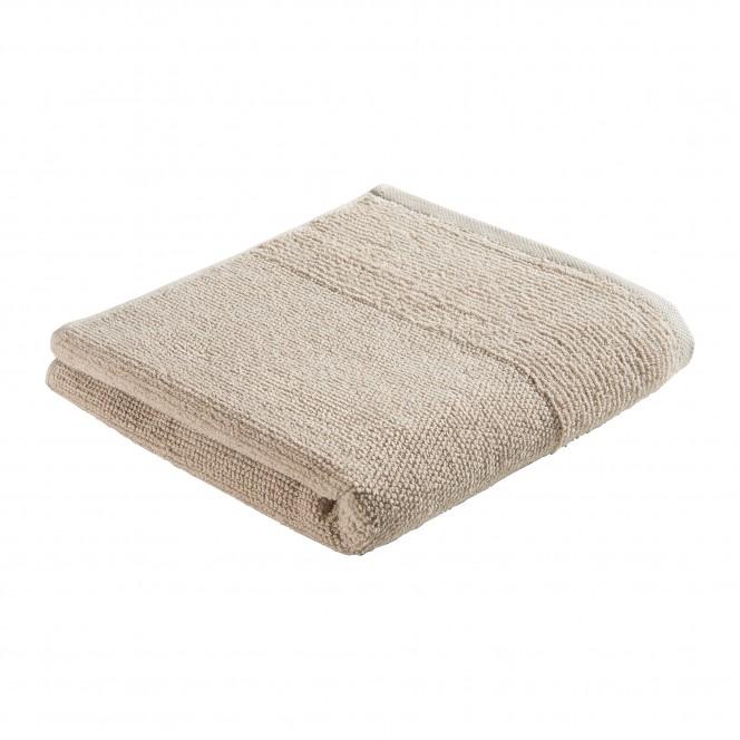 SantaCruz-Handtuch-beige-Taupe-50x100-per