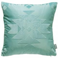Manika-Sofakissen-hellblau-Mint-45x45-pla