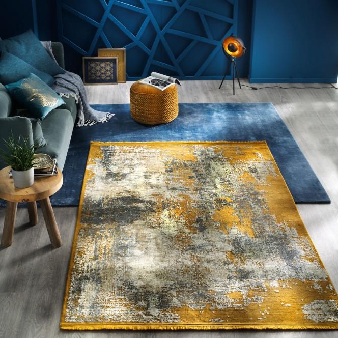 Giano-Vintageteppich-gelb-Gold-160x230-mil