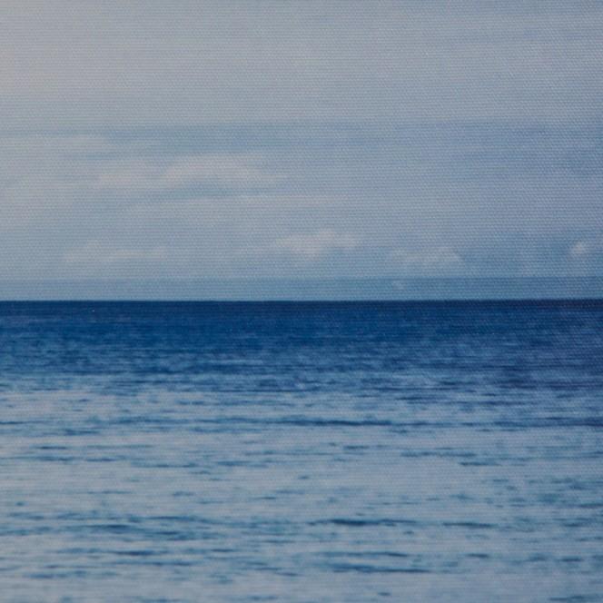 WeginsMeer-Leinwandbild-blau-Grau-50x70-lup1