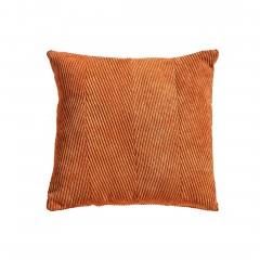 Kalle-Sofakissen-orange-Cognac-40x40-pla