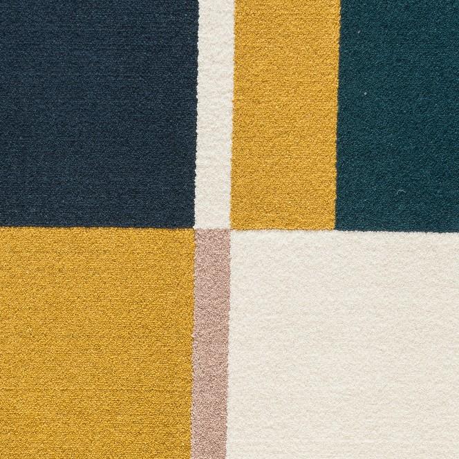 Horizon-DesignerTeppich-mehrfarbig-Multicolor-160rund-lup
