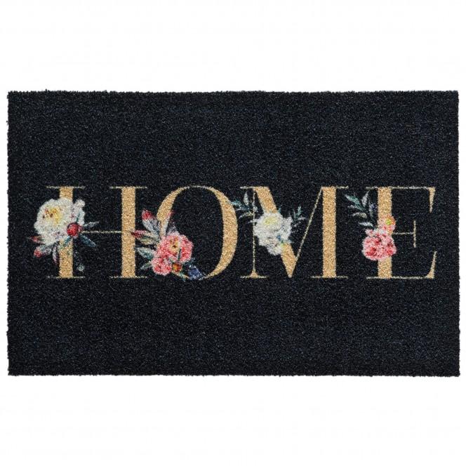 Fashion-Fussmatte-schwarz-HomeFlowers-50x80-pla
