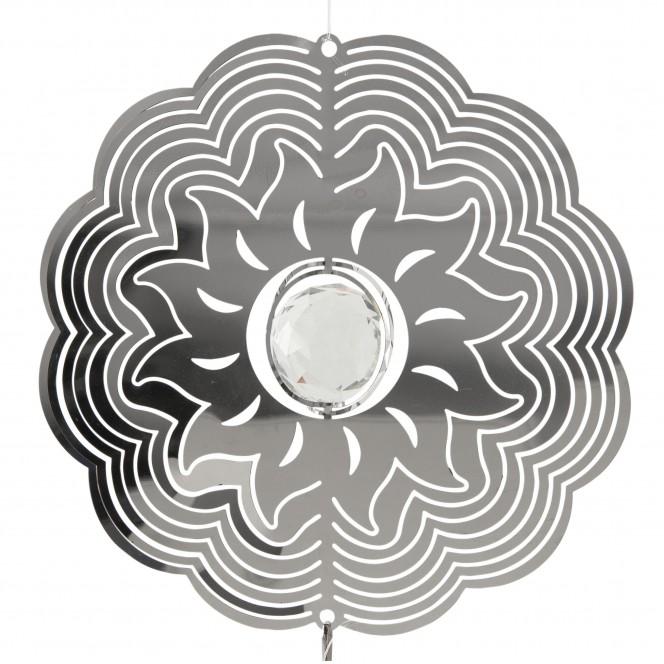 Blumenspirale-Girlande-Silber-65-lup1