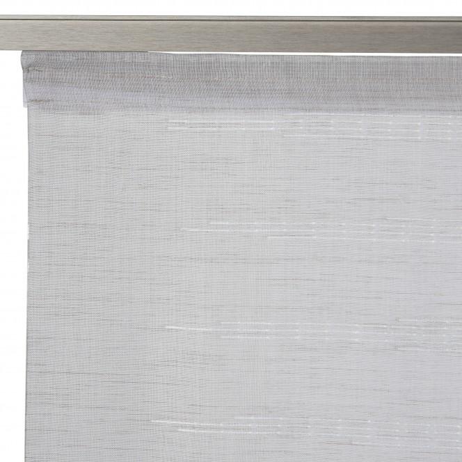Becca-Flaechenvorhang-Grau-Silber-60x245-lup1