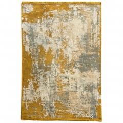 Giano-Vintageteppich-gelb-Gold-160x230-pla