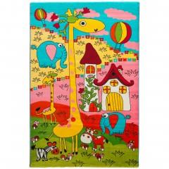 Minka-KinderTeppich-mehrfarbig-Multicolor-150x225-pla