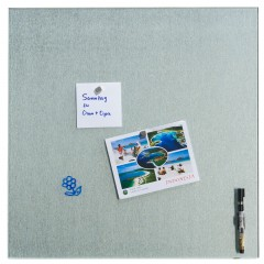 SparkleMemo-MemoBoard-Silber-30x30-pla2