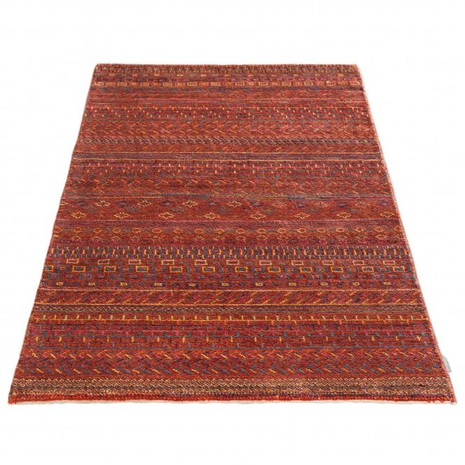 Sinjawi-GabbehTeppich-Orange-Rust-100x150-fper