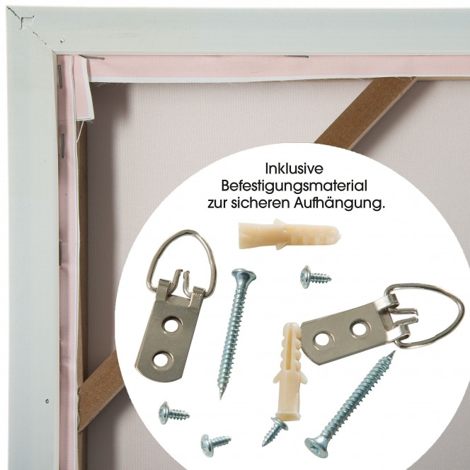 Kaktustopf-Leinwandbild-gruen-GruenOrange-63x93-ruk