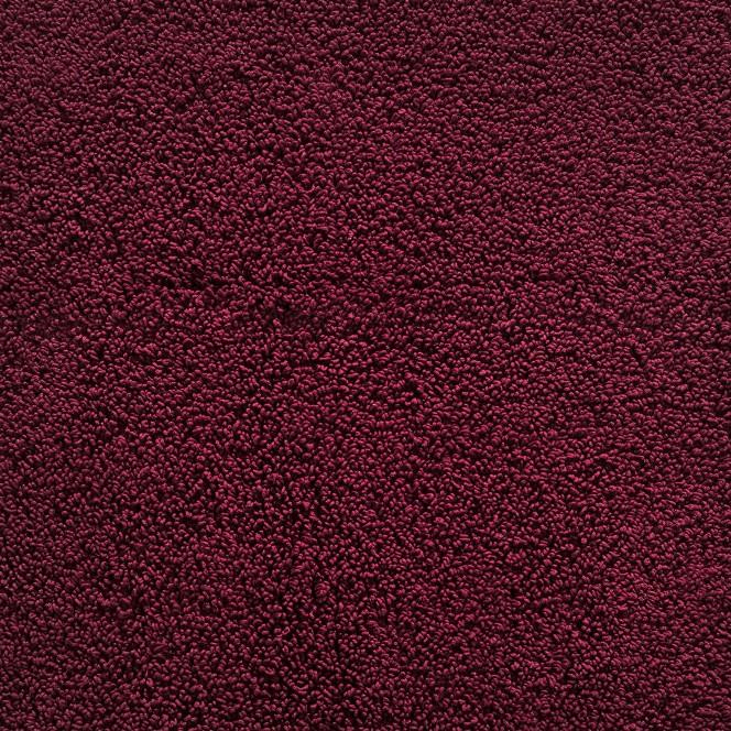 Okanda-Badematte-rot-Burgunderrot-lup