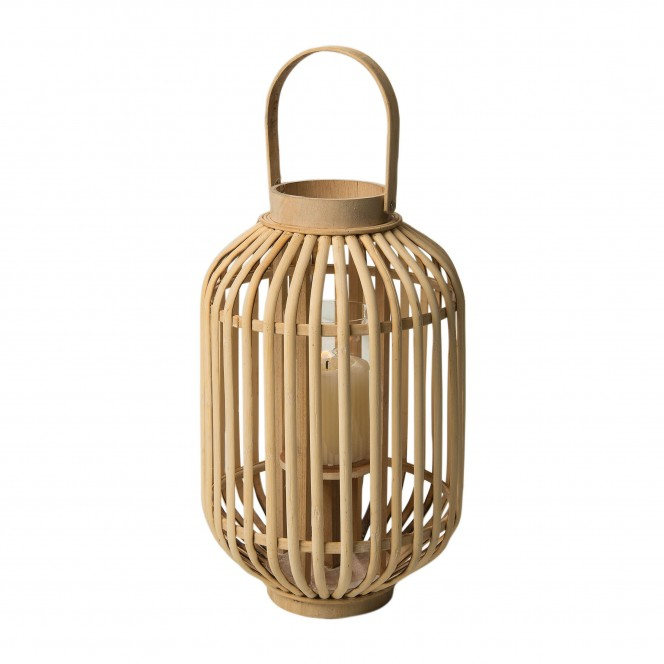BambuslichtBenny-Laterne-beige-Hellbeige-22x22x36-per3