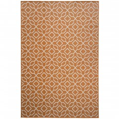 Regenerate-Outdoor-Teppich-Orange-160x230-pla