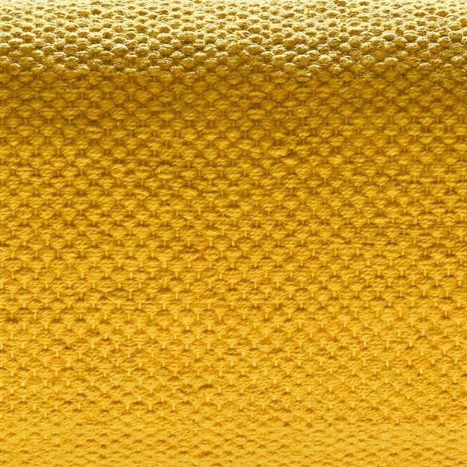 Summerweave-Handwebteppich-gelb-Sonnengelb-lup