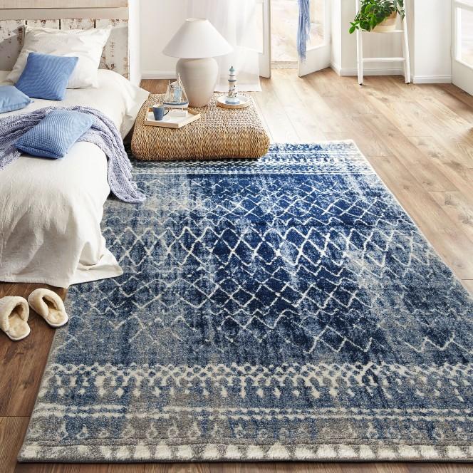 BeniChadat-DesignerTeppich-Blau-160x230-mil