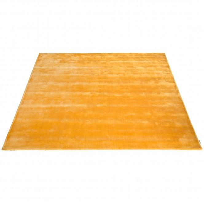 Morino-Designerteppich-gelb-Gold-200x200-fper