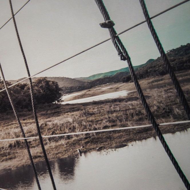 Flussbruecke-Leinwandbild-Grau-50x70-lup2
