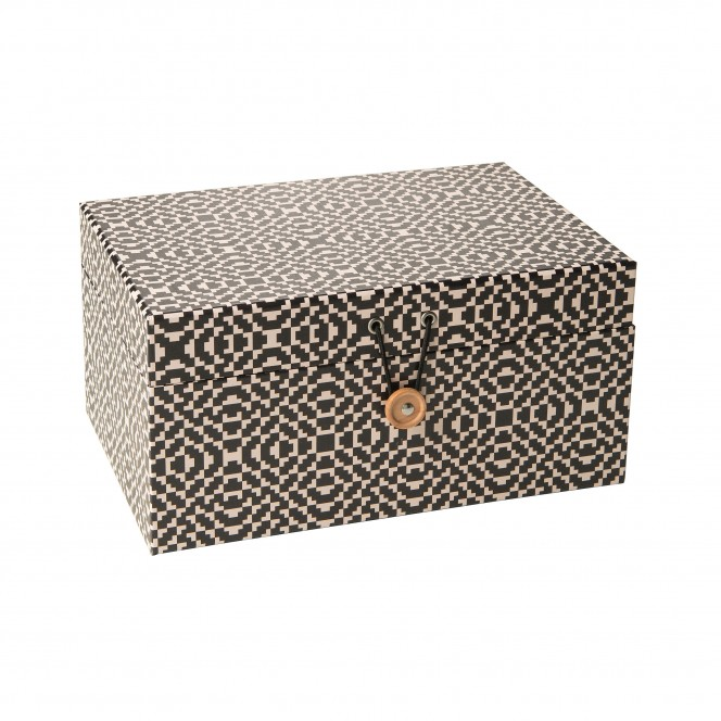 GeschenkboxBob-Box-Schwarz-16x24x12-per