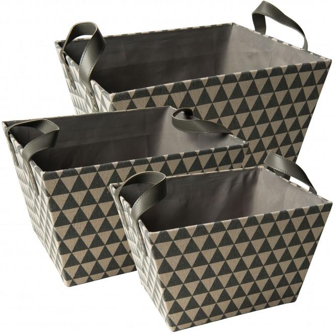 BasketDots-Korb-Dunkelgrau-Set-per2