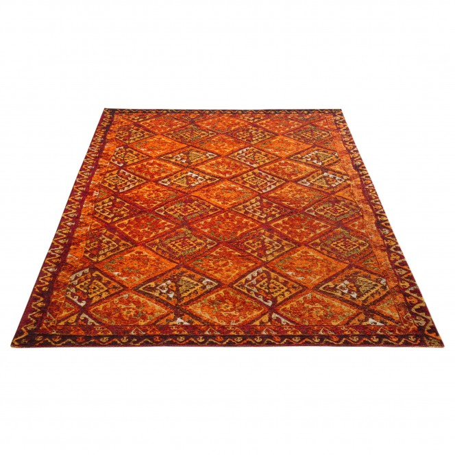 Namida-Designerteppich-orange-Multiorange-155x235-fper