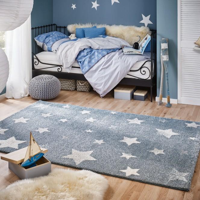 Firmament-Kinderteppich-Blau-160x230-mil
